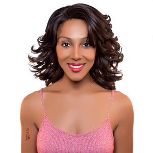 Junee Fashion Manhattan Style Deep Part Lace Wig - D.P Lace NAPOLI