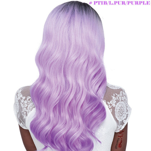 Janet Collection Synthetic Wig - Pastel Natalie