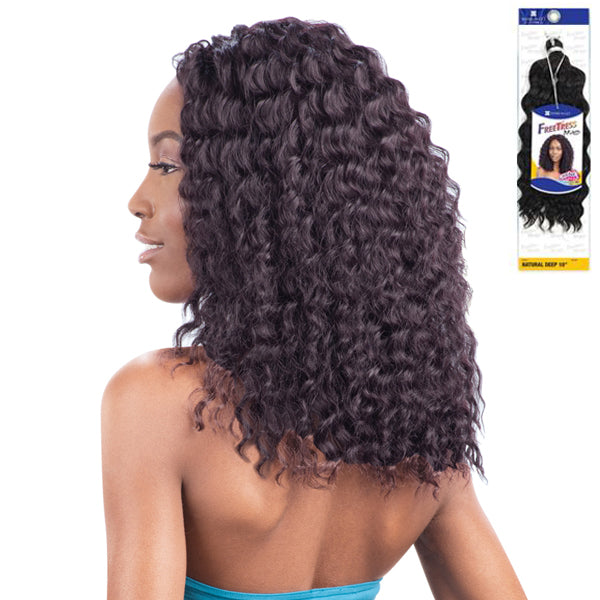 Freetress Equal Synthetic Braid - Natural Deep 10""