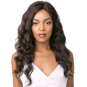 It's a Wig 100% Human Hair All-Round Swiss Lace Front Wig - HH 360 S LACE ORBIT