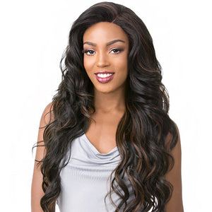 It's a Wig Human Hair Premium Mix All-Round Lace Front Wig - 360 LACE STANA