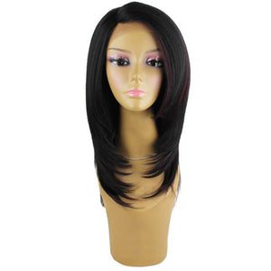 It tress Premium Deep Soft Lace Front Wig - FLW-ACASIA