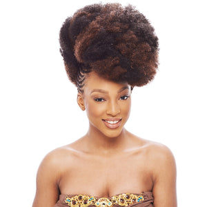 Janet Collection Afro Kinky Bulk 24""