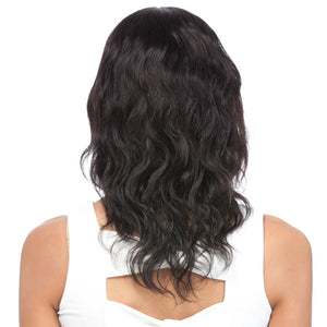 It's a Wig Brazilian Human Hair Full Wig - Body Wave 16""