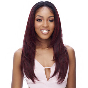 It's a Wig Human Hair Premium Mix All-Round Lace Front Wig - 360 LACE ENDLESS