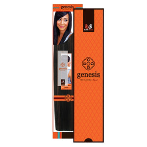 Bobbi Boss Genesis First Class Remi Hair Weave - GENESIS NATURAL YAKY