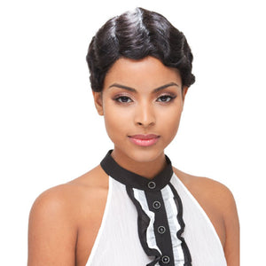 Janet Collection 100% Remy Human Hair Wig - Mommy