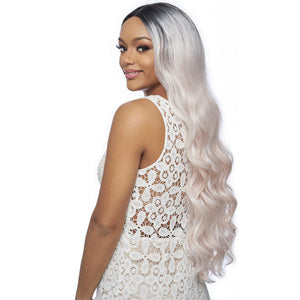 Harlem 125 Swiss Lace Collection 6 Inch Deep Part Synthetic Wig - LSD67