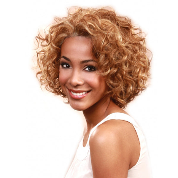 Bobbi Boss Human Hair Lace Front Wig - MHLF-D