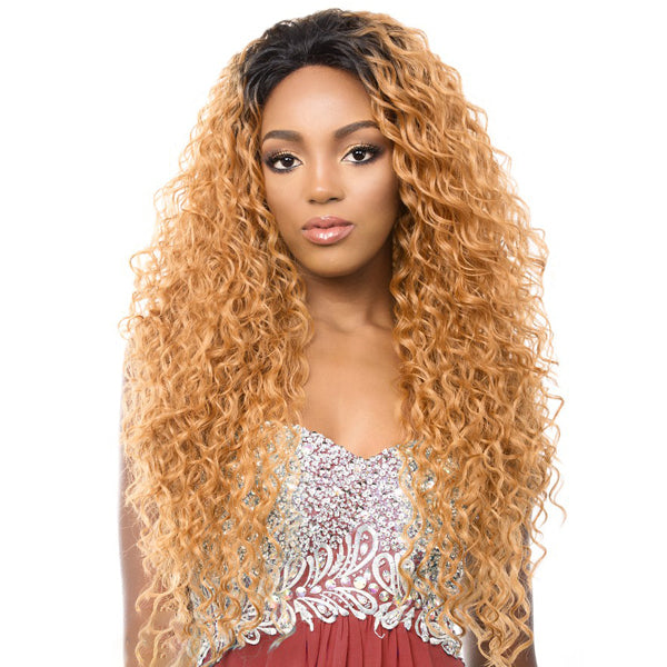 It's a Wig Synthetic Swiss Lace Front Wig - Swiss Lace NARA