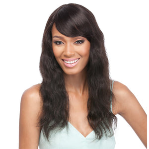 It's a Wig Brazilian Human Hair Full Wig - Natural Wave 20""