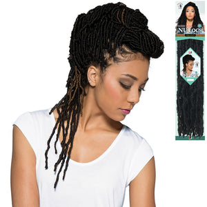BOBBI BOSS African Roots Braid Collection - NU LOCS 18""