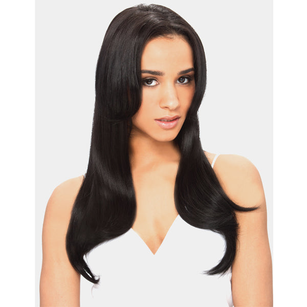 Harlem 125 SEVEN 100% Human Hair Clip On 7pcs 14inch