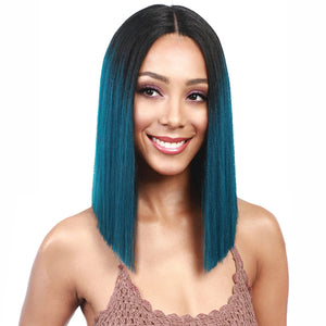Bobbi Boss Premium Synthetic Swiss Lace Front Wig - MLF136 YARA