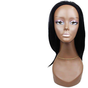 Nix & Nox 100% Virgin Indian Remy Half Wig - HH/HALF WIG-ST