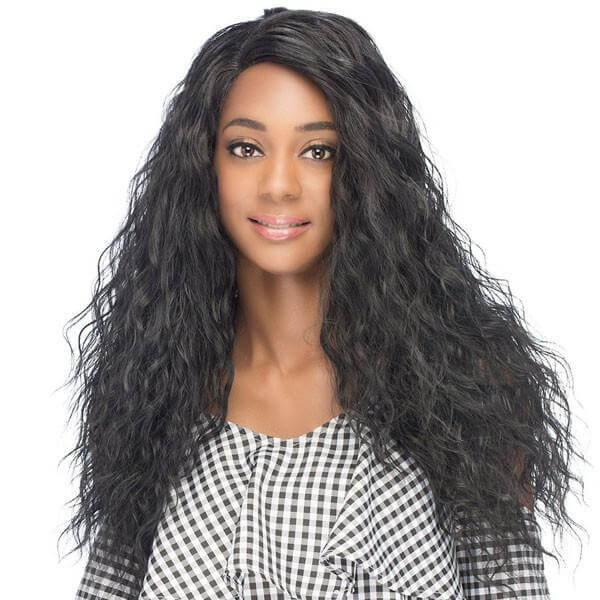 Everyday Collection Invisible Part Swiss Lace Front Wig - AL - OLYMPIA