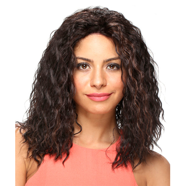It tress Pink Soft Lace Front Wig - PL502