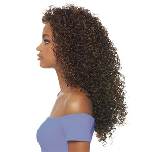 Outre Quick Weave Batik Bundle Hair Half Wig - Dominican Curly