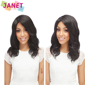 Janet Collection 100% Remy Human Hair Deep Lace Front Wig - SABELLA