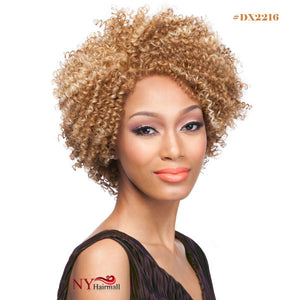 It's A Wig Human Hair Premium Mix Lace Front Wig - Sierra