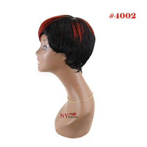 Signature Looks Synthetic Full Wig - BK