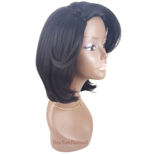 Signature Looks Synthetic Pre-Tweezed Part Wig - SK 905