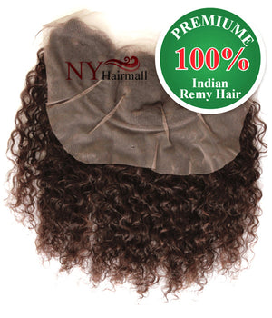 WannaBe 100% Indian Remy Human Hair LF-Spanish Frontal