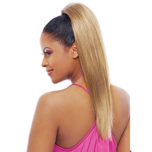 Vanessa Express Curl Drawstring Ponytail - STB Abis