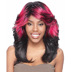 Vanessa Express Synthetic Full Wig - Super Stena