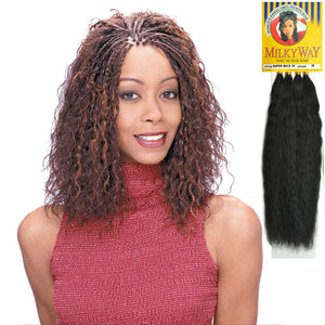MilkyWay 100% Human Hair Braid - Super Bulk