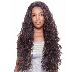 Vanessa Express Half Wig Synthetic Hair - Las Tesna