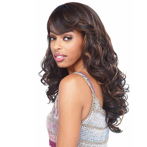 Vanessa Express Synthetic Full Wig - Super Timba