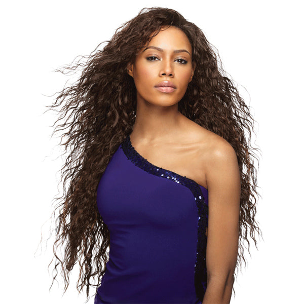 Sensationnel Instant Weave Synthetic Half Wig - Tuscany