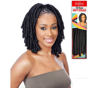 Freetress Equal Synthetic Braid - Urban Soft Dread