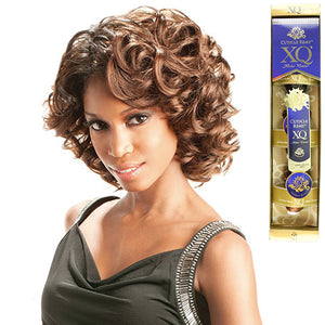 XQ Remy Short Cut Glam Roll Remy 3pcs