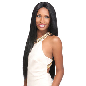 Sensationnel Custom Lace Wig Straight - Yaki 30