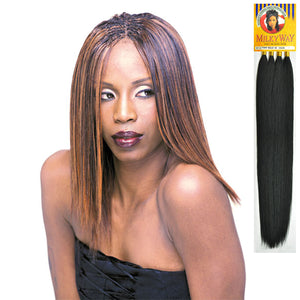 MilkyWay 100% Human Hair Braid - Yaky Bulk