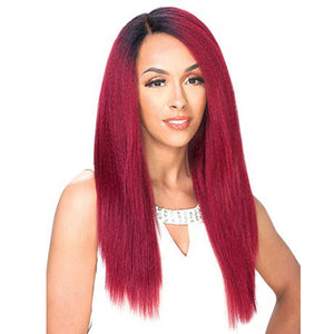 ZURY HOLLYWOOD SIS ROYAL SWISS LACE PRE - TWEEZED PART WIG - SW-LACE H CHIA