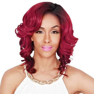 ZURY HOLLYWOOD SIS A-LINE CUT DEEP LACE C-PART WIG - A LINE H MIKA
