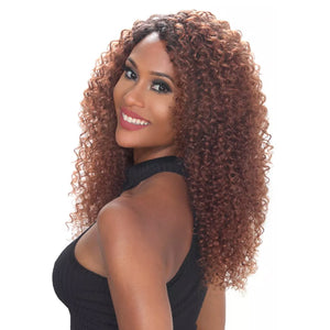 Zury Hollywood Sis  NaturaliStar 100% Human Hair Pre-tweezed Part   Wig - HR-NAT 3B COY