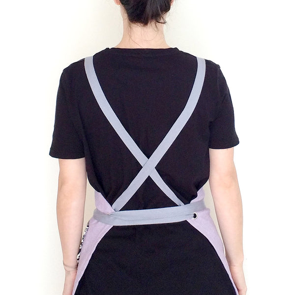 Black - Kitchen apron