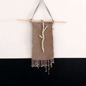 Branch - Woven wall art tapestry