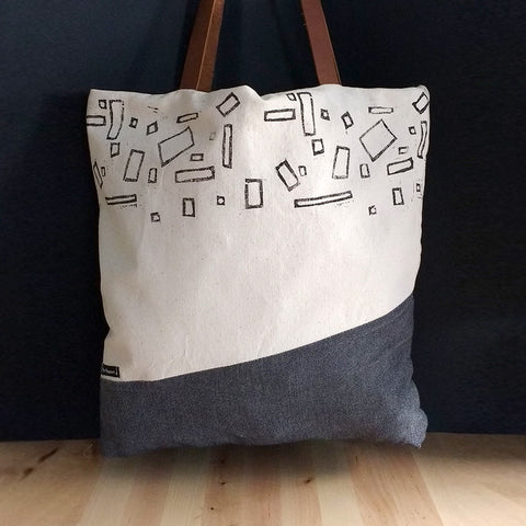 Rectangles - Tote bag