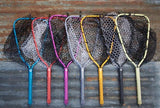 "Rising Fly Fishing Net New Brookie Net - 10"" Handle"