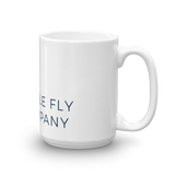 The Riffle Fly Company Mug 15oz TRFC Brand Mug made in the USA