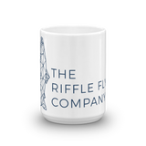 The Riffle Fly Company Mug TRFC Brand Mug made in the USA