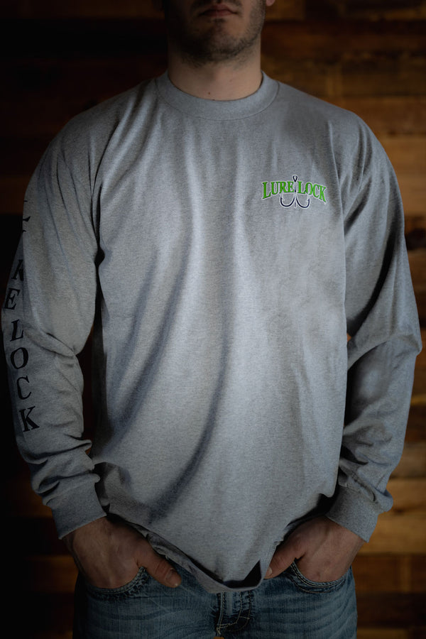 Classic Long Sleeve- Grey