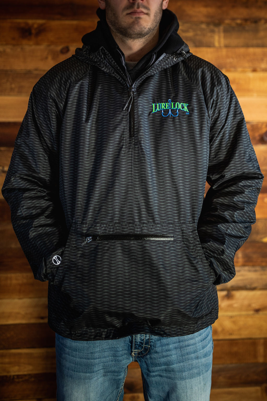 Lure Lock Windbreaker