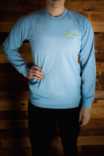Classic Long Sleeve- Sky Blue