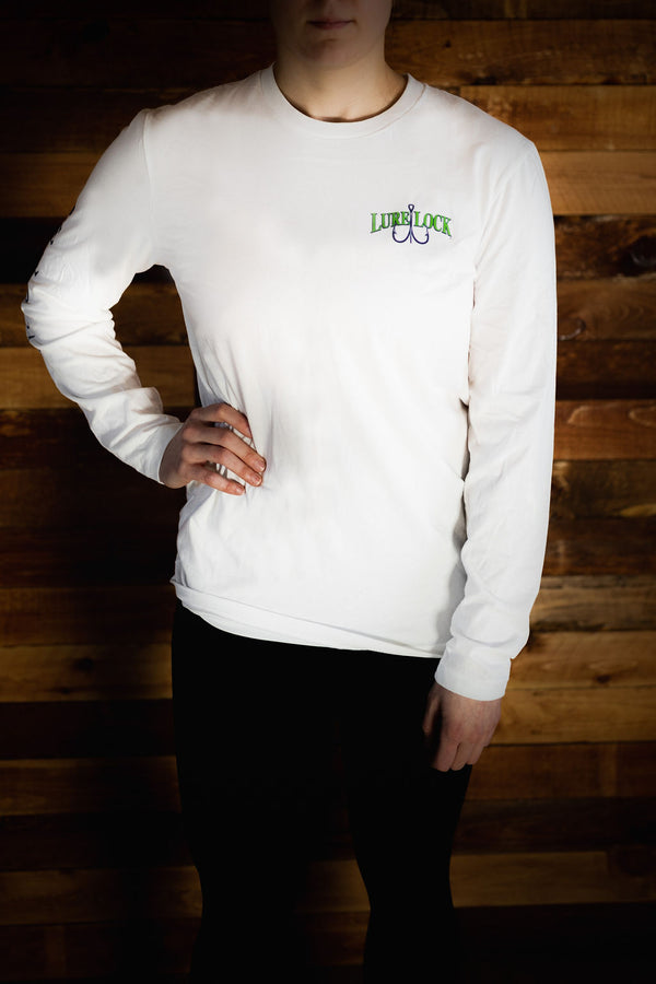 Classic Long Sleeve-White